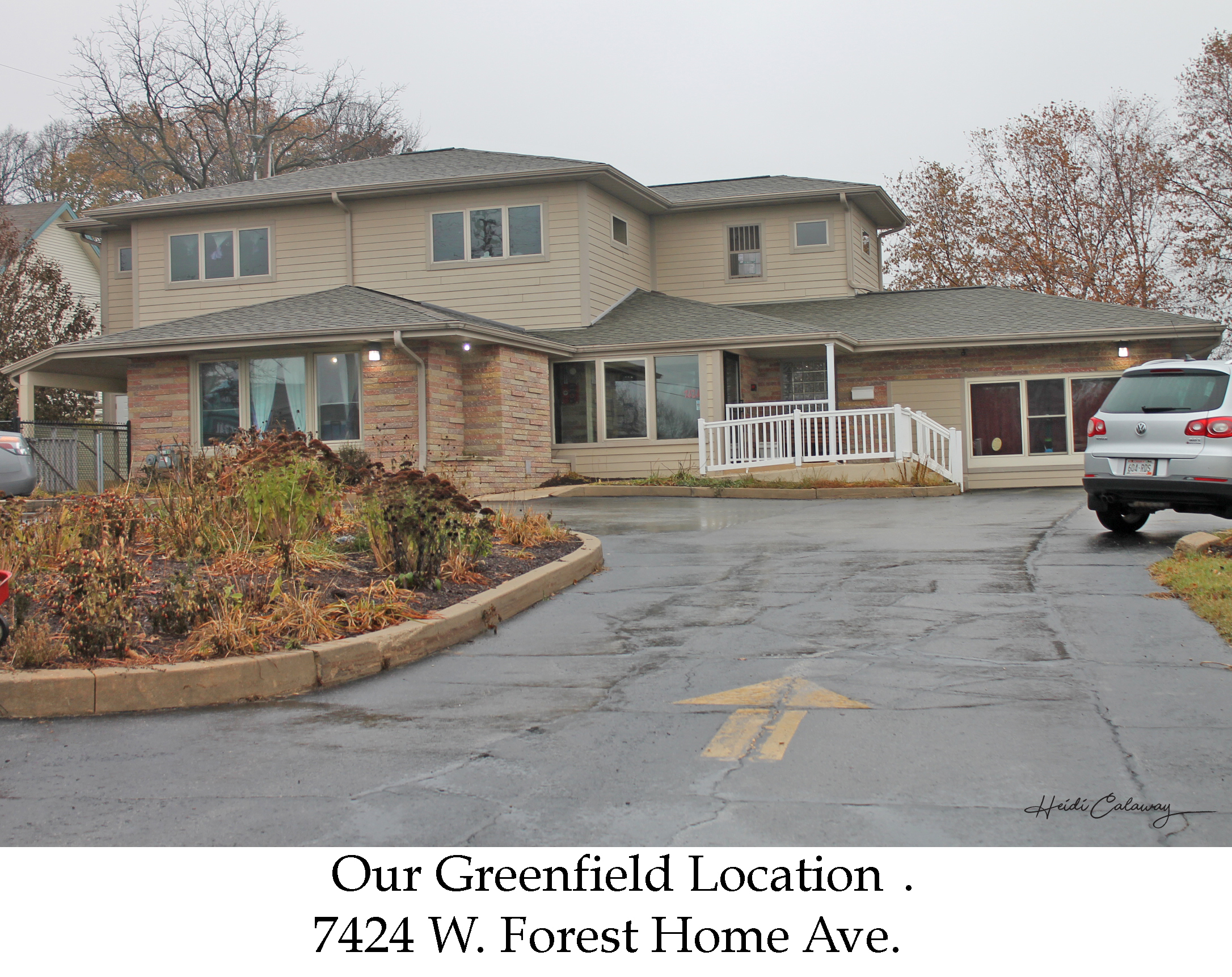 Greenfield location